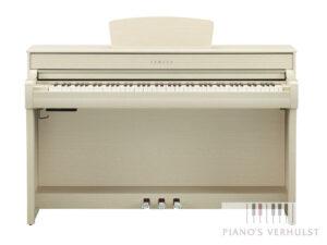 Yamaha CLP 735 WA - Yamaha digitale piano white ash responsief klavier