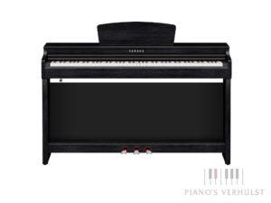 Yamaha Clavinova CLP 725 B - zwarte digitale piano Yamaha