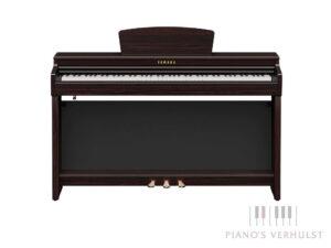 Yamaha Clavinova CLP 725 R - digitale piano in rosewood
