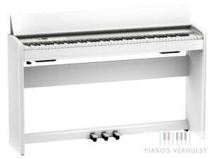 Roland F701 WH - Roland compacte digitale piano wit